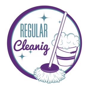 regular cleaning London - Flower Maid