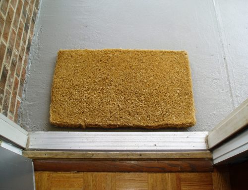 How Do I Clean My Doormat?