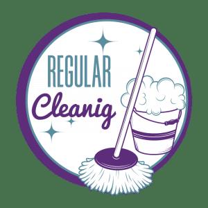 regular cleaning London - Flower Maid