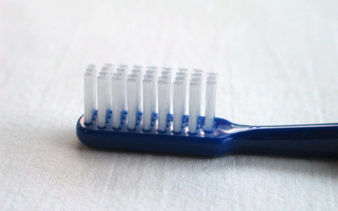 Use Old Toothbrushes For Cleaning